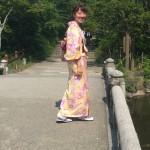 修学旅行生!着物レンタルで京都観光♪2016年5月22日7