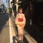 修学旅行生!着物レンタルで京都観光♪2016年5月22日8