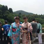 週末は京都で着物レンタル!2016年5月29日14