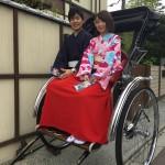 週末は京都で着物レンタル!2016年5月29日16