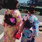 今日は全て大阪からのお客様が着物レンタル!2016年5月5日25
