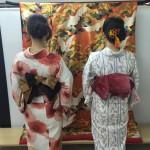 先月、浅草店で着物レンタル!今日は京都店で嵐山へ!2016年5月1日4