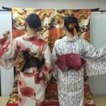 先月、浅草店で着物レンタル!今日は京都店で嵐山へ!2016年5月1日5