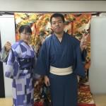 今日は全て大阪からのお客様が着物レンタル!2016年5月5日5