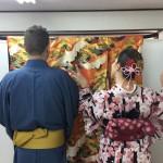 今日は全て大阪からのお客様が着物レンタル!2016年5月5日19