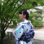 着物レンタルで京都南禅寺 水路閣へ!2016年5月7日7