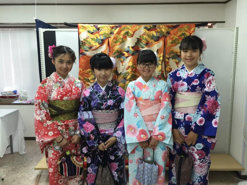 修学旅行生!着物レンタルで京都観光♪2016年5月22日1