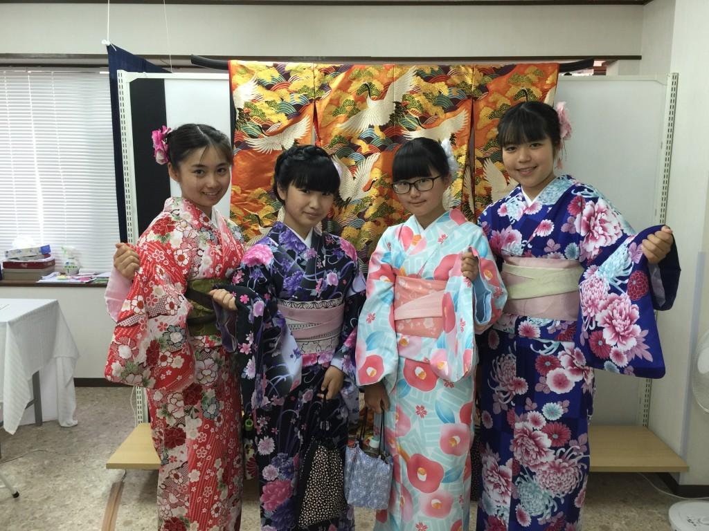 修学旅行生!着物レンタルで京都観光♪2016年5月22日4