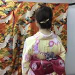 修学旅行生!着物レンタルで京都観光♪2016年5月22日6