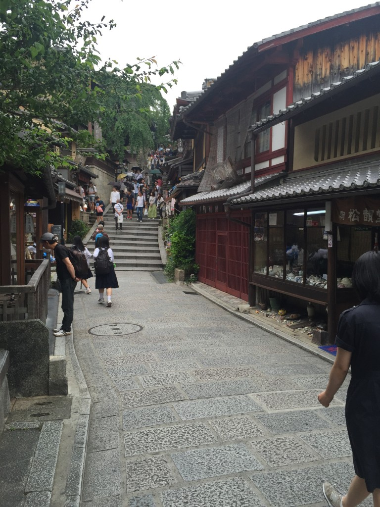 二年坂(二寧坂)・三年坂(産寧坂)!京都坂道散歩!2