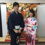 週末は京都で着物レンタル!2016年5月29日1