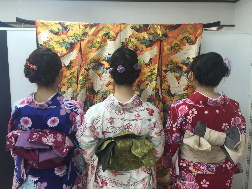 週末は京都で着物レンタル!2016年5月29日9