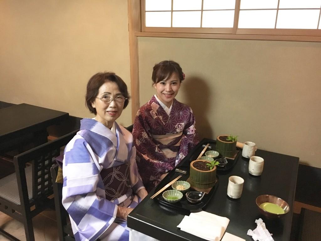 関東から京都観光!2016年5月30日5