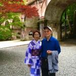 関東から京都観光!2016年5月30日7