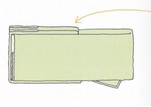 着物の畳み方8