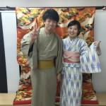 カップルで着物レンタル!京都を満喫!2016年6月1日5