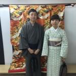 カップルで着物レンタル!京都を満喫!2016年6月1日1