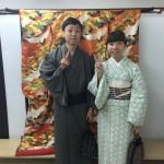 カップルで着物レンタル!京都を満喫!2016年6月1日2