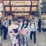 京都6月梅雨入り!2016年6月7日8