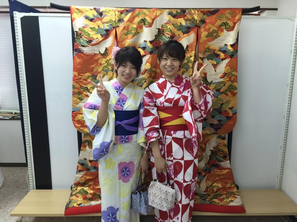 梅雨の京都を着物・浴衣レンタルで散策!2016年6月29日2
