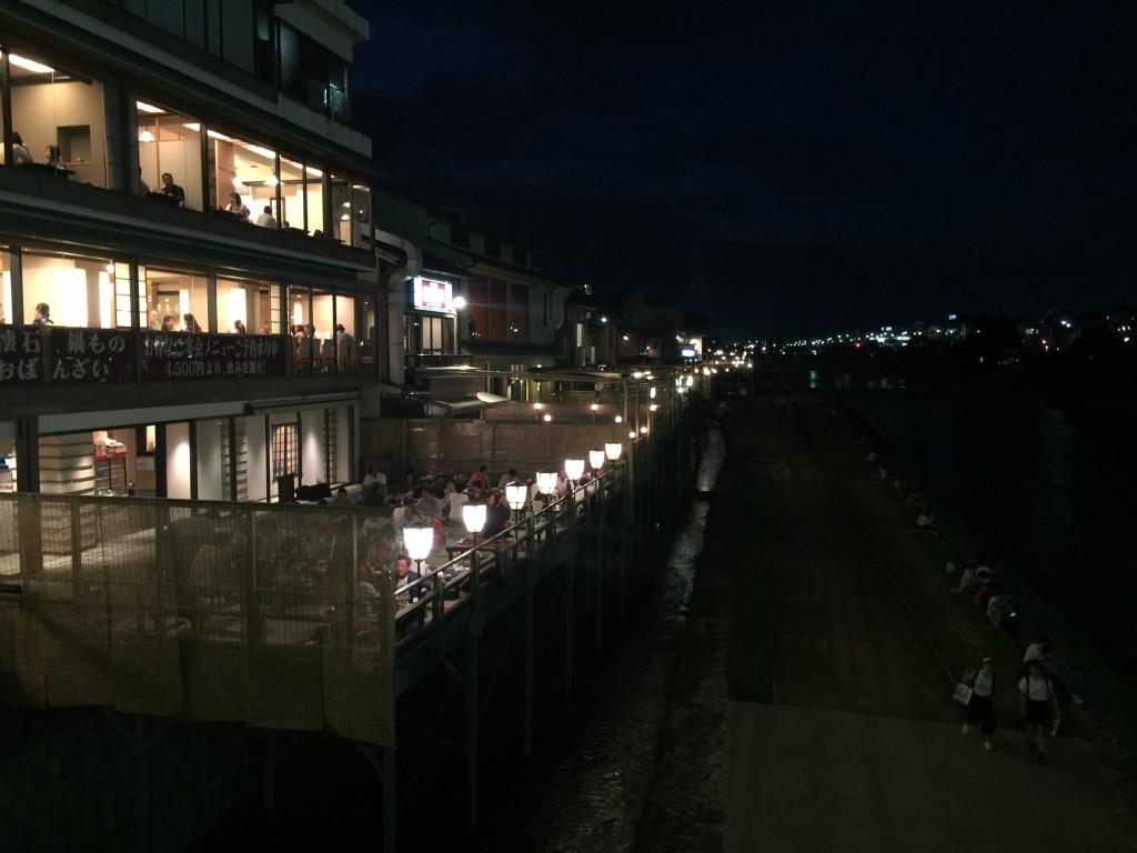 2016京都 夜のイベント4