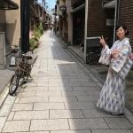 カップルで着物レンタル!京都を満喫!2016年6月1日13