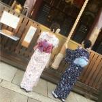 梅雨の京都を着物・浴衣レンタルで散策!2016年6月29日12