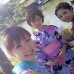 着物レンタルで京都金閣寺へ!2016年6月2日4