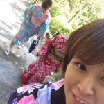 着物レンタルで京都金閣寺へ!2016年6月2日6