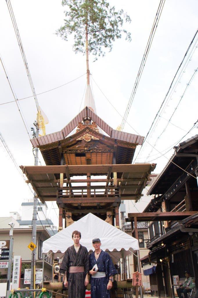 祇園祭後祭 山鉾巡行2016年7月24日14