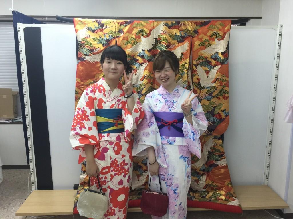 夏休み!京都で浴衣レンタル!2016年7月26日2