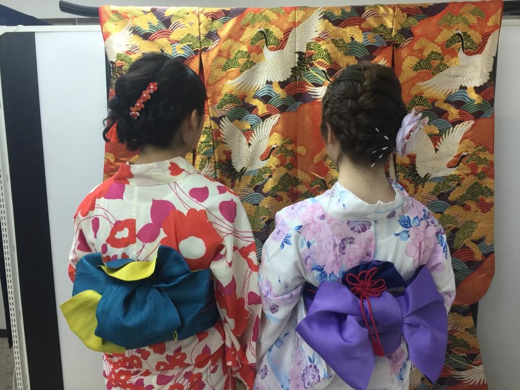 夏休み!京都で浴衣レンタル!2016年7月26日3