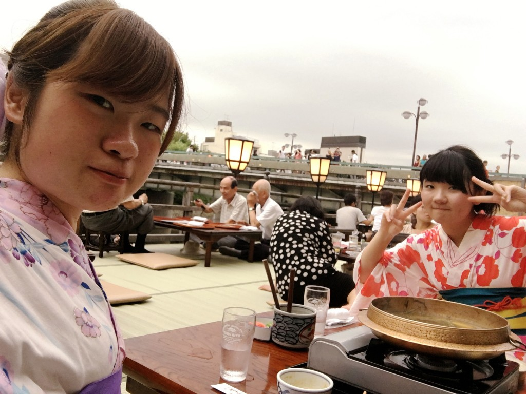 夏休み!京都で浴衣レンタル!2016年7月26日5