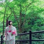 浴衣レンタルで「下鴨神社 糺の森の光の祭」へ!2016年8月17日31