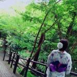 浴衣レンタルで「下鴨神社 糺の森の光の祭」へ!2016年8月17日32