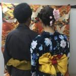 浴衣レンタルで「下鴨神社 糺の森の光の祭」へ!2016年8月17日6
