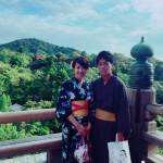 浴衣レンタルで「下鴨神社 糺の森の光の祭」へ!2016年8月17日37