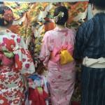 浴衣レンタルで「下鴨神社 糺の森の光の祭」へ!2016年8月17日16