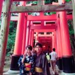 浴衣レンタルで「下鴨神社 糺の森の光の祭」へ!2016年8月17日33