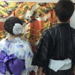 浴衣レンタルで「平安神宮 堂本剛ライブ」へ!2016年8月26日3