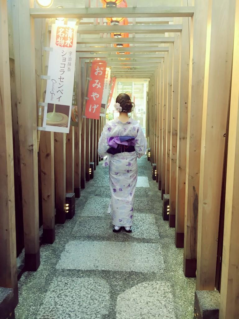 8月最終日!清水寺・祇園などを散策♪2016年8月31日8