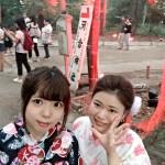 浴衣レンタルで「平安神宮 堂本剛ライブ」へ!2016年8月26日26