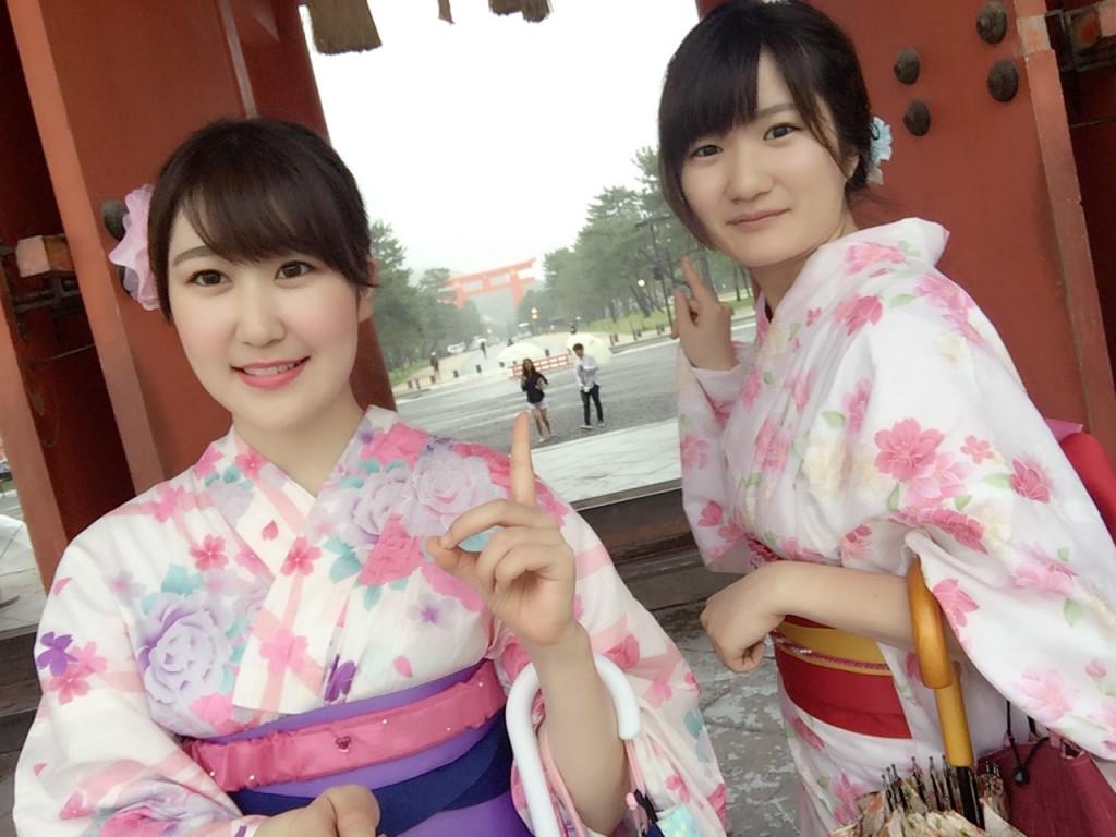 雨の風情のる京都!銀閣寺、伏見稲荷など満喫♪2016年8月29日8