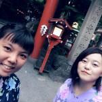 浴衣レンタルで「平安神宮 堂本剛ライブ」へ!2016年8月26日14