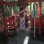 浴衣レンタルで「下鴨神社 糺の森の光の祭」へ!2016年8月17日22
