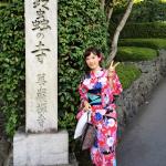 浴衣レンタルで嵐山・鈴虫寺を満喫♪2016年8月23日8