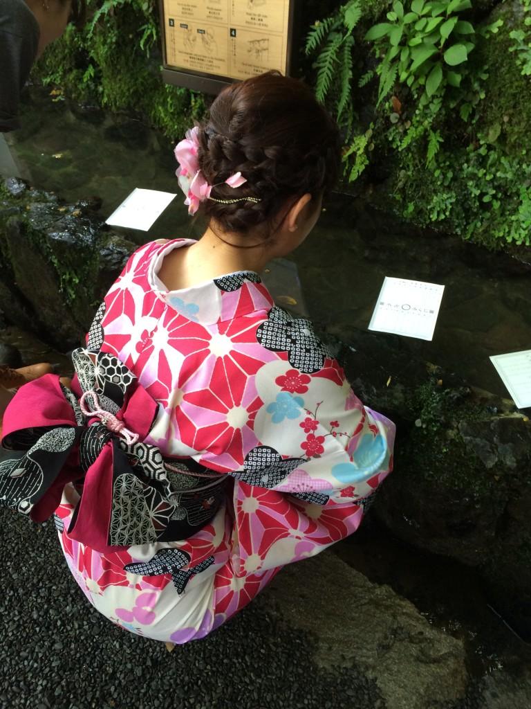 母と娘で貴船や下鴨神社など京都を満喫♪2016年9月27日9