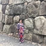 上海から京都で浴衣レンタル♪2016年9月3日7