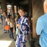 母と娘で貴船や下鴨神社など京都を満喫♪2016年9月27日12