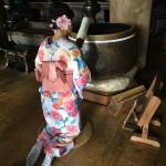 母と娘で貴船や下鴨神社など京都を満喫♪2016年9月27日13
